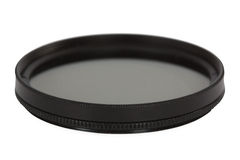Filter lens camera Royalty Free Stock Photos