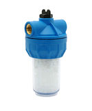 Filter voor water Royalty-vrije Stock Foto