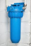 Filter for water treatment Royalty Free Stock Photography