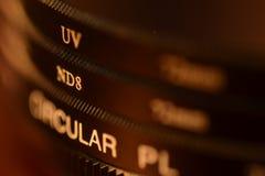 filters Royalty-vrije Stock Fotografie