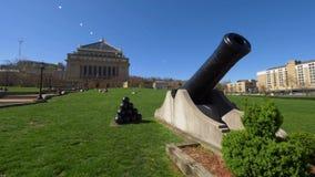 Filtrando largamente o estabelecimento de soldados do tiro & marinheiros Memorial Hall & museu vídeos de arquivo