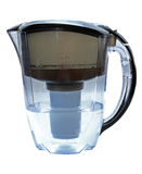 Filtrazione dell'acqua fotografia stock libera da diritti