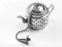 Filtre de thé Photographie stock