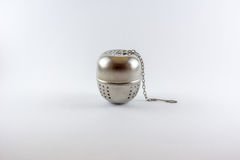 Filtre de thé en métal Photo libre de droits