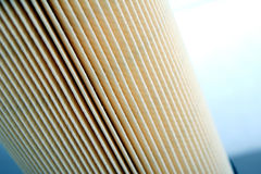Filtre hydraulique Photographie stock libre de droits