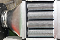 Filtre industriel image stock