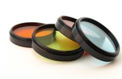 Filtre pour des lentilles Images libres de droits