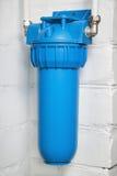 Filtre pour le traitement à l'eau photographie stock libre de droits