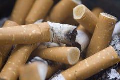 Filtres de cigarette Images libres de droits