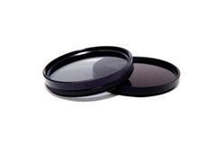 Filtres de lentille photo libre de droits