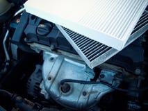 Filtri dall'automobile Immagine Stock
