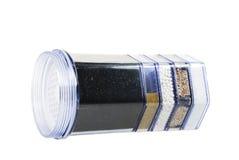 Filtro da purificação de água foto de stock