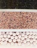 Filtro da purificação de água - close-up Imagens de Stock Royalty Free