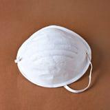 Filtro dalla mascherina dell'alito della polvere fotografia stock libera da diritti