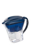 Filtro de água fotografia de stock