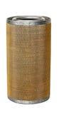 Filtro de aceite para la filtración fina del aceite de motor Foto de archivo