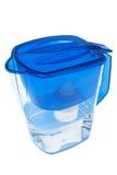 Filtro de agua Foto de archivo