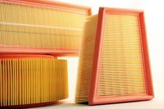 Filtro de aire Fotografía de archivo libre de regalías
