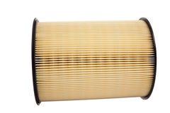 Filtro de aire previsto para uso de automotor Imagen de archivo libre de regalías