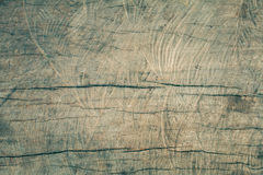 Filtro de madera de la pared cortada Fotografía de archivo libre de regalías