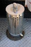 Filtro 1940 del barilotto di Ford Howard Cooper Fire Engine Chrome Immagini Stock Libere da Diritti