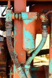 Filtro del carburante Fotografia Stock Libera da Diritti