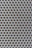 Filtro dell'acciaio inossidabile fotografia stock