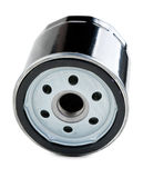 Filtro dell'olio dell'automobile Fotografie Stock