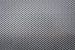 Filtro di alluminio, superficie di metallo Immagine Stock Libera da Diritti