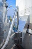 Filtro elettrostatico industriale Fotografia Stock
