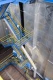 Filtro elettrostatico industriale Immagini Stock