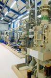Filtro meccanico Fotografia Stock