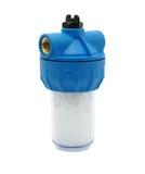 Filtro para el agua Foto de archivo libre de regalías