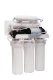 Filtro para o tratamento da água imagens de stock royalty free