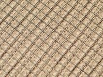 Filtro polveroso dalla fornace Immagini Stock
