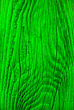 Filtro verde - textura de madeira natural realística para o fundo Imagens de Stock