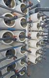Filtros de la desalación Fotos de archivo
