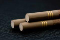 Filtros del cigarrillo Imagen de archivo libre de regalías
