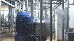 Filtros y purificación del agua almacen de metraje de vídeo
