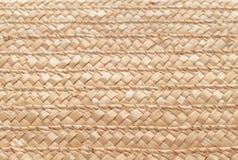 Fim acima da textura da cesta de vime para o uso como o fundo Textura tecida da cesta imagem de stock royalty free