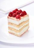 bolo do fruto foto de stock royalty free