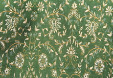 Kashmir shawl-1. foto de stock