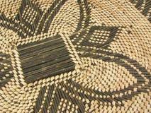 Fim africano da cesta acima imagens de stock