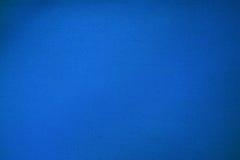 Fim azul da textura da cor de pano dos bilhar da associação acima Imagens de Stock Royalty Free