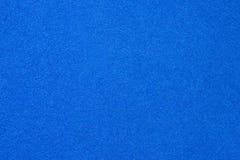 Fim azul do papel de veludo acima fotos de stock