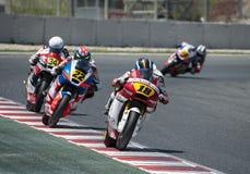 FIM CEV REPSOL EUROPEAN CHAMPIONSHIP - MOTO 2 RACE Stock Images