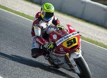 FIM CEV REPSOL EUROPEAN CHAMPIONSHIP - MOTO 2 RIDER ERIC GRANADO Stock Photography