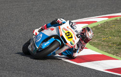 FIM CEV REPSOL - MOTO 2 Stock Photos