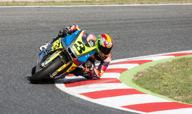 FIM CEV REPSOL - MOTO 2 Royalty Free Stock Photography