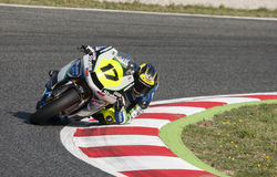 FIM CEV REPSOL - MOTO 2 Stock Photo